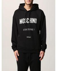 Moschino Sweatshirt - Noir