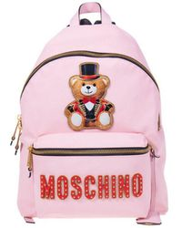 Moschino Backpack - Pink