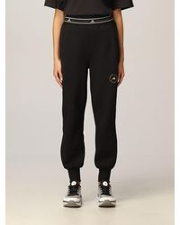 adidas By Stella McCartney Pants - Black