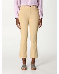 Department 5 Pants - Natural