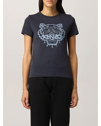 KENZO Camiseta - Azul