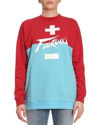 Fiorucci Sweater - Red