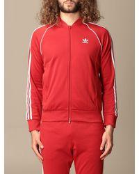 adidas Originals Sudadera - Rojo