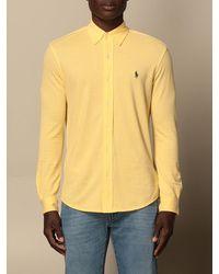 Polo Ralph Lauren Shirt - Yellow