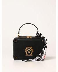 Love Moschino Sac porté main - Noir