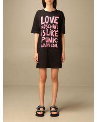 Love Moschino Dress - Black