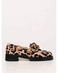 N°21 Loafers - Brown