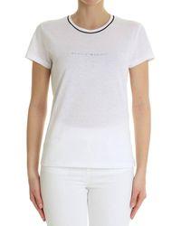 Ermanno Scervino Camiseta - Blanco