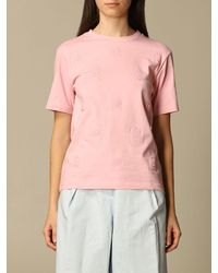 Tommy Hilfiger T-shirt - Pink