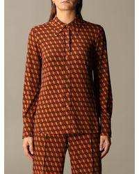 Maliparmi Shirt - Multicolour