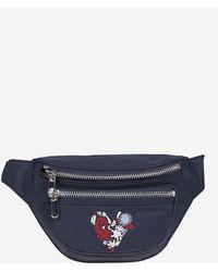 KENZO Belt Bag - Blue
