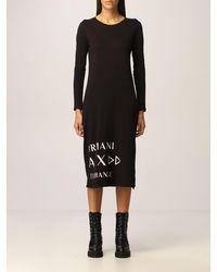 Armani Exchange Robes - Noir
