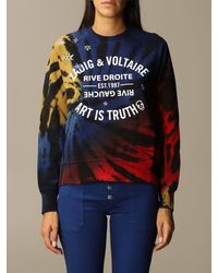 Zadig & Voltaire Sweatshirt - Blue