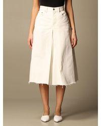 Maison Margiela Skirt - Natural