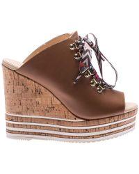 Hogan - Wedge Shoes Shoes Women - Lyst