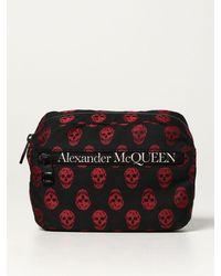 Alexander McQueen Sacoche - Multicolore