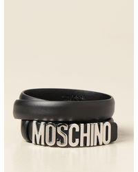 Boutique Moschino Belt - Black