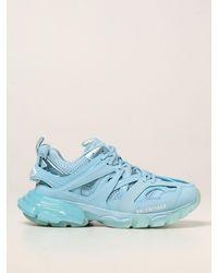 Balenciaga Sneakers - Blau