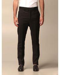 Les Hommes Pantalone - Nero
