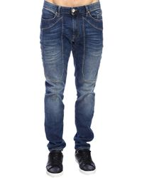 Jeckerson Men's Jeans - Blue