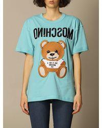 Moschino T-shirt - Blue