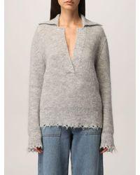 Erika Cavallini Semi Couture Jersey - Gris