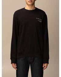 ih nom uh nit Sweatshirt - Noir