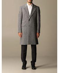 Emporio Armani Coat - Gray