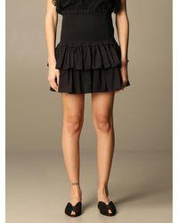 Dondup Skirt - Black