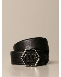 Philipp Plein Belt - Black