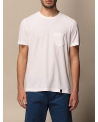 Drumohr T-shirt - White
