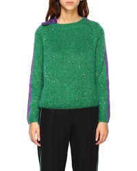 Hanita Women's Jumper - Green