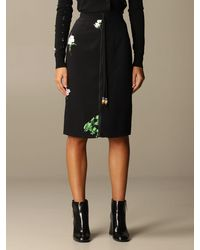 N°21 Skirt - Black