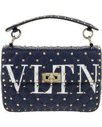 Valentino - Medium Leather Bag - Lyst