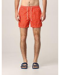 Mc2 Saint Barth Swimsuit - Red