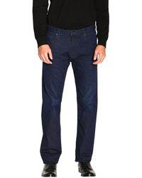 Emporio Armani Men's Jeans - Blue