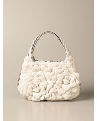 Valentino Garavani Handbag - Natural