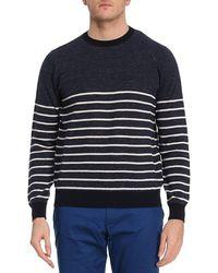 Tod's Men's Sweater - Blue