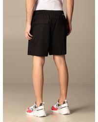 Low Brand Pantaloncino jogging basic - Bianco
