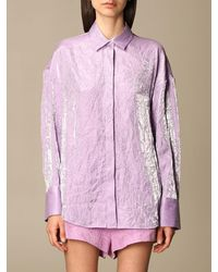 MSGM Camisa - Rosa