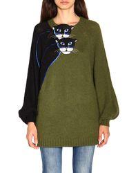 Stella Jean Sweater - Green