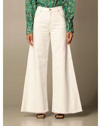 L'Autre Chose Jeans - White