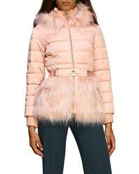 Elisabetta Franchi Women's Jacket - Pink