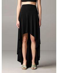 Norma Kamali Skirt - Black