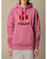 Étoile Isabel Marant Sweatshirt - Pink