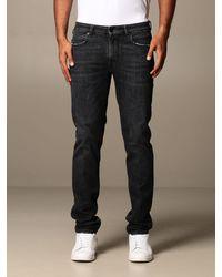 Hogan Jeans - Negro