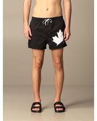 DSquared² Swimsuit - Black