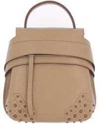 Tod's - Backpack Shoulder Bag Women - Lyst