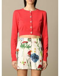 Boutique Moschino Jumper - Red