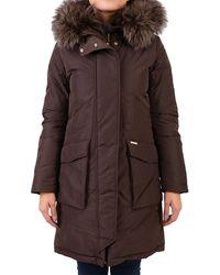 Woolrich Blazer Women - Brown